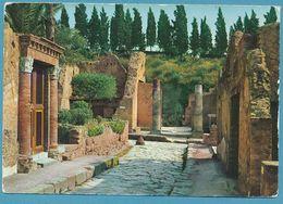 ERCOLANO - Cardo V E Insula Orientalis - Ercolano