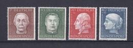 BRD - 1954 - Michel Nr. 200/203 - Postfrisch - 55 Euro - Neufs