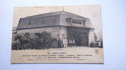 Carte Postale ( BB6 ) Ancienne De Dompierre , Au Sans Géne , F   VIROT - Frankreich
