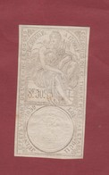 TIMBRE EFFET DE COMMERCE N° 22 NSG - Revenue Stamps