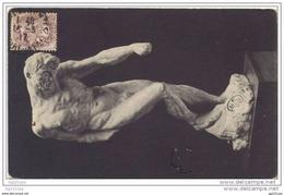 """Cp Affranchie Avec 2c Blanc Cachet 1917 De Nantes Mention """"imprimés"""" (2 Scans) - Posttarife"""