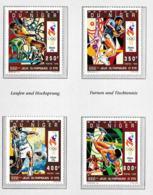 Niger 1996 Atlanta Olympic Games 4 Stamps MNH/** (H59) - Sommer 1996: Atlanta