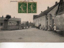 Charonville -   Route  De  St - Avit. - France