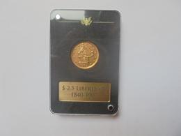 U.S.A 2 1/2$ 1903 OR TRES BELLE QUALITE ! SEULEMENT 201.000 EXEMPLAIRES (A.1) - 2.50$ - Quarter Eagles - 1840-1907: Coronet Head (Tête Couronnée)