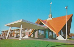 USA - VERMONT - Burlington - Howard Johnson's Motor Lodge - Burlington