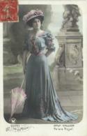 LES REINES DE LA MODE  Mlle VALLIER  Palais Royal  Paul Boyer RV - Artistes