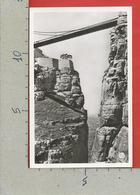 CARTOLINA NV ALGERIA - CONSTANTIME CONSTANTINE - Les Gorges De Sidi M'Cid - 9 X 14 - Constantine