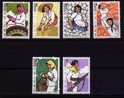 A6537) PR China 1964 Mi.778-783 Unused MNH - 1949 - ... République Populaire