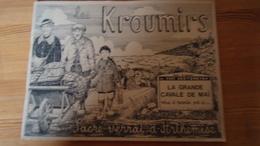Les Kroumirs (une Bande Dessinée Authentiquement Ardennaise - Yves Kretzmeyer (voir Détails) - Culture