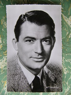 Cpsm Gregory PECK 20 Th Century Fox - Artistes