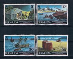 Bermuda 1975 200 Jahre Vereinigte Staaten Mi.Nr. 318/21 ** - Bermuda