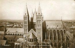 BEGIUM - TOURNAI -  La Cathedrale - Doornik