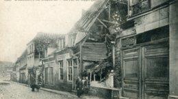FRANCE - Hazebrouck Bombarde - World War One (La Guerre) - Le Rue Rubecque - VG Animation Etc - Guerra 1914-18
