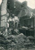 FRANCE - Hazebrouck - World War One (La Guerre) -  Rue De Rubecque Maison Detruite Par Le Bombardement - Guerra 1914-18