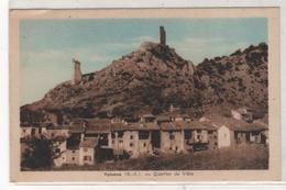 CPA 04 : VOLONNE (B.-A.) - Quartier De Vière - Ed. Tardy à Marseille - 1947 - France