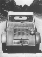 CITROEN 2CV FORMAT 13 X 9.50 CM - Automobiles