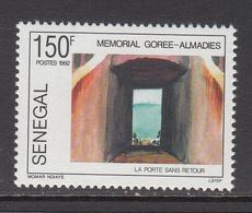 "1992 Senegal ""Unissued"" UNESCO Goree Slave Entrance Stamp MNH  Found At Dakar GPO *See Description** - Senegal (1960-...)"