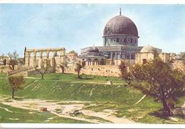 JERUSALEM POST CARD 1951     (FEB200218) - Israele