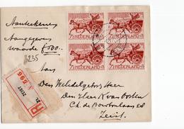 Zeist Langebalk - 1943 - Postal History