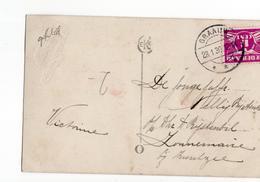 Graauw Langebalk - 1930 - Postal History
