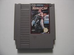 1985 NINTENDO NES Robocop - JE N'AI PAS L'APPAREIL POUR TESTER - Nintendo 64