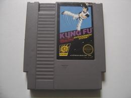 1985 NINTENDO NES Kung Fu 1984 - JE N'AI PAS L'APPAREIL POUR TESTER - Nintendo 64