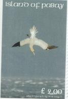 ISLE OF PABAY, British Local - 2005 - Gull Diving -  Perf Single Stamp - M N H. - Emissione Locali