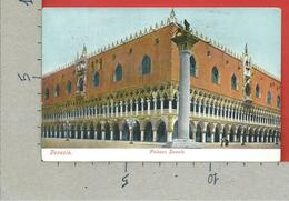 CARTOLINA VG ITALIA - VENEZIA - Palazzo Ducale 7036 - 9 X 14 - 1915 - Venezia