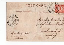 S Heerenhoek Grootrond - 1913 - Marcophilie