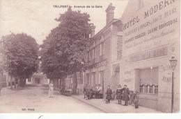 77 TRILPORT Avenue De La Gare - Francia