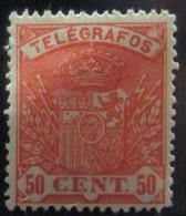 España Telégrafos 35 ** - Telegrafi