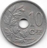 BELGIE 1928 - 10 Cen - 1909-1934: Albert I