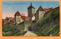 Rotenburg I Hann Germany 1921 Postcard Mailed - Rotenburg (Wuemme)