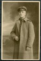 "CPSM S/w Photo AK German Empires,DR Berlin ""Junger Soldat,Allemagne Soldier ""1 AK Blanco - Genealogie"