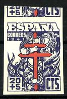 España Nº 949s Nuevo. Cat.23€ - 1931-50 Unused Stamps
