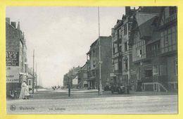 * Westende (Kust - Littoraral) * (Nels, Edition Des Halles Westendaises) Les Sablettes, Oldtimer Car, Hotel, Animée - Westende