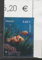 PIA  -  FRANCIA  -  2012  : Pesce Pagliaccio - Pesci