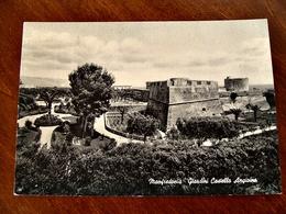 (FG.B64) MANFREDONIA - GIARDINI CASTELLO ANGIOINO (FOGGIA) - Manfredonia