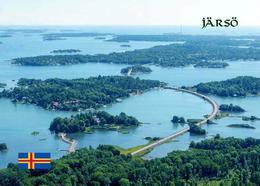 Aland Islands Järsö Aerial View New Postcard Ålandinseln AK - Finland