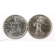 1 FRANC SEMEUSE 1979 ISSUE DE ROULEAUX  DV1F046 - Monnaies