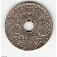 25 CENTIMES LINDAUER    1940  SPL   25C028 - Monete