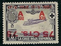 Europe - Espagne - Poste Aérienne N° 27 A ** - - Neufs