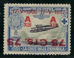 Europe - Espagne - Poste Aérienne N° 28 A ** - - Neufs