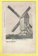 * Westende (Kust - Littoraral) * (Ed Nels, Série 28, Nr 71) Moulin Incliné à Westende Village, Plage, Molen Mille, TOP - Westende