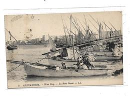 CPMJ4405 ALEXANDRIA  WEST BAY LA BAIE OUEST - Alexandrie