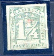 Hambourg N°9 Neuf - Cote 150€ - (F764) - Hambourg