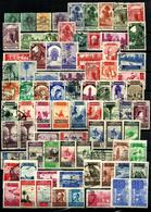 Marruecos Español 80 Sellos Usados Y Nuevos - Marruecos Español