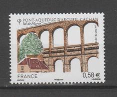 """FRANCE / 2010 / Y&T N° 4503 ** : """"Touristique"""" (Pont-acqueduc D'Arcueil-Cachan - Val-de-Marne) X 1 - Unused Stamps"""