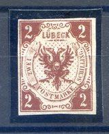 Luebeck N°3 Neuf - (F768) - Luebeck