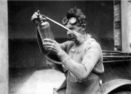 TOUR DE FRANCE 1925 VAINQUEUR TOUR 1924 ET 1925 PHOTO 17 X 12 CM TIRAGE DU JOURNAL L'EQUIPE - Radsport